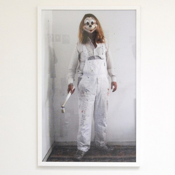 Daan den Houter - The Painter - 102x170cm Print