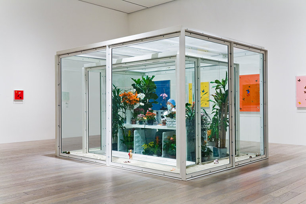 Damien Hirst - The Collector