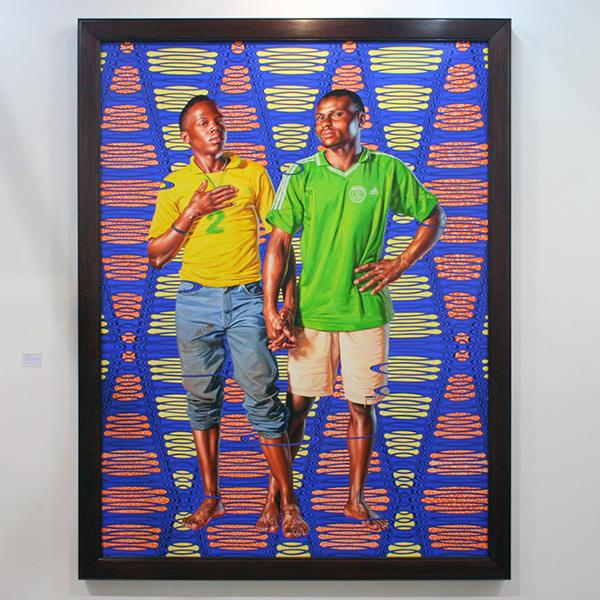 Daniel Templon Galerie - Kehinde Wiley