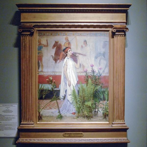 Daphne Alazraki - Lawrence Alma-Tadema