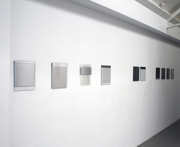 David Jablonowski - Untitled 1-10 - 33x25cm Offset platen en plexiglas
