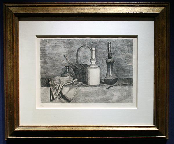 David Tunick - Giorgio Morandi