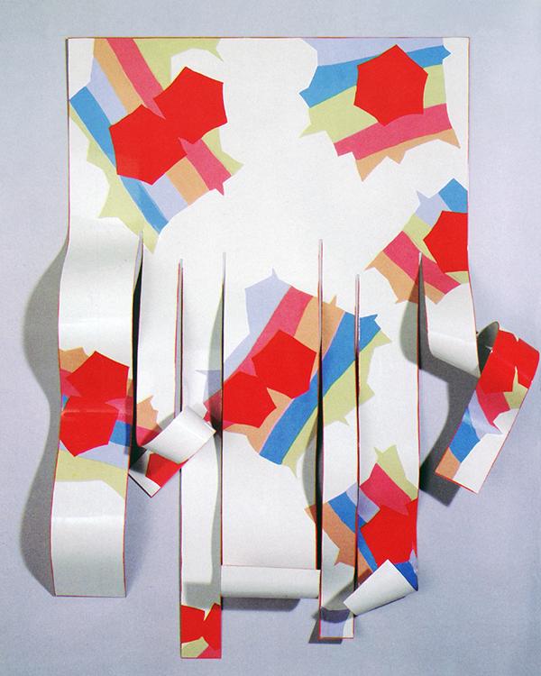 Dorothy Gillespie - ('80)