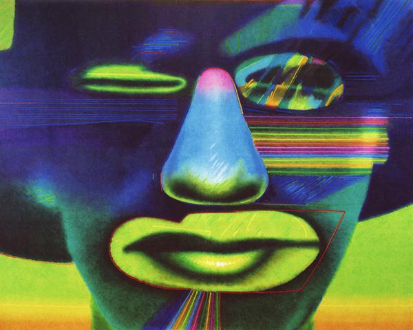 Ed Paschke - Frio - (1985)