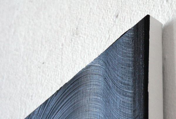 Eduard Genee - Zonder Titel - 180x120cm Olieverf op doek (detail)