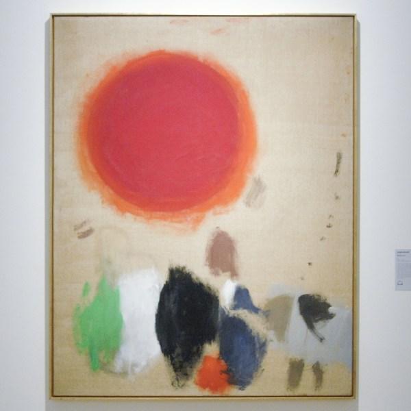 Eugene Brands - Rising Sun - Olieverf op doek