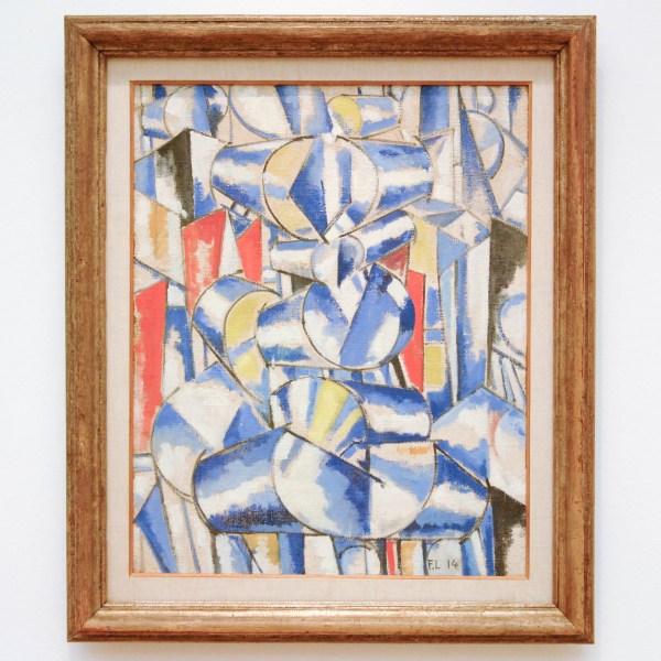 Fernand Leger - Contraste de Formes (Contrast van Vormen) - Olieverf op doek 1914