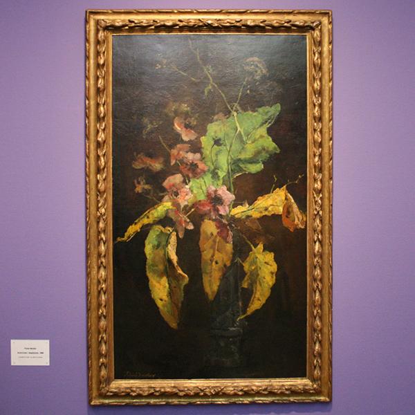 Floris Verster - Anemonen - Olieverf op doek