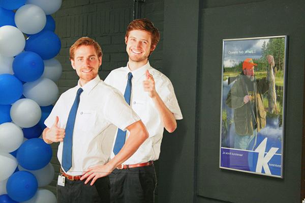 Frank Blommestijn & Michiel van der Werf