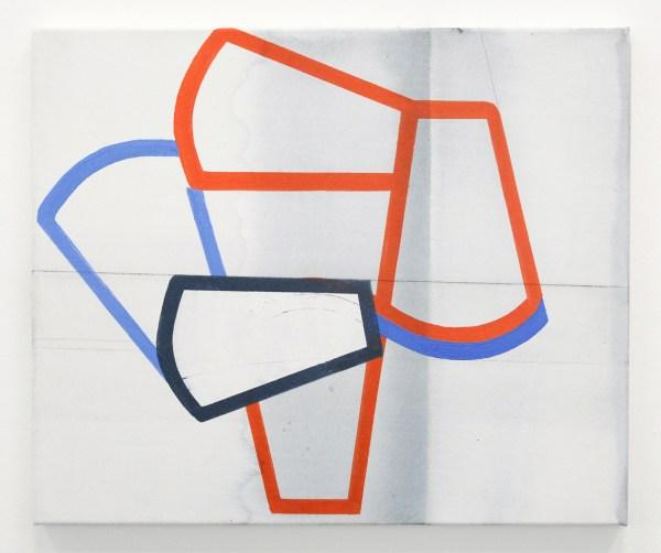 Gabrielle van de Laak - Still Life - 50x60cm Acrylverf en pigment op katoen