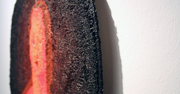Galerie Bart - Anne Forest (detail)