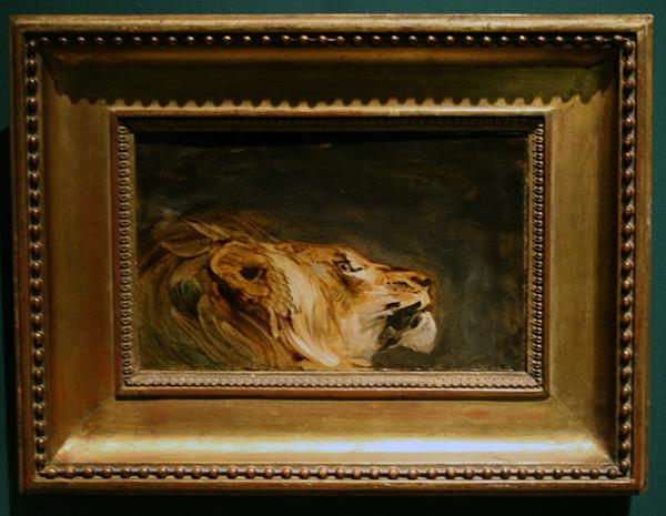 Galerie Sanct Lucas - Eugene Delacroix