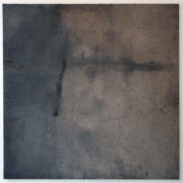 Gerda van de Weem - No Title - As en heavy gel op linnen