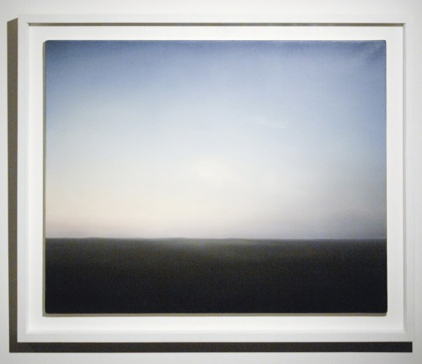 Gerhard Richter - Seascape (Morning Mood) - Olieverf op doek, 1969
