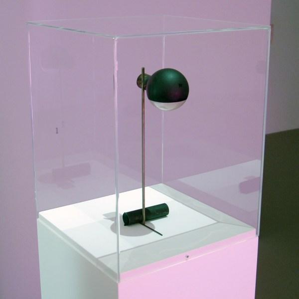 Gerrit Rietveld - Tafellamp, prototype
