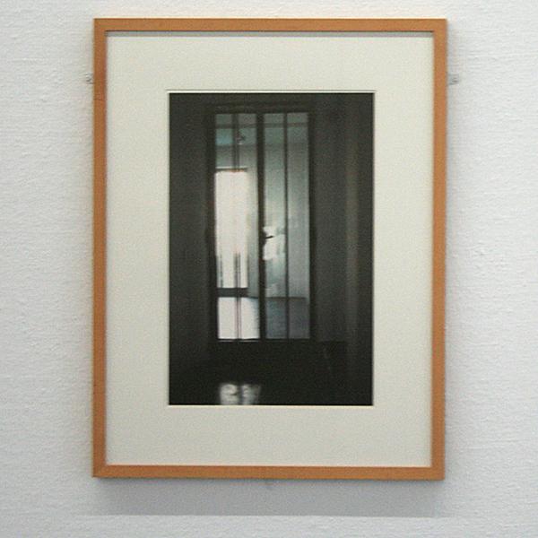Gunther Forg - Hauser und Fenster - Kleurenfoto