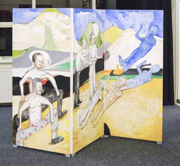 Helder Galerie (?) - Roland Sohier