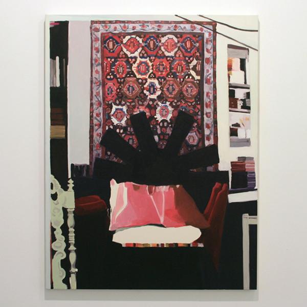 Helen Verhoeven - Mother 5 - 105x81cm Olieverf op canvas