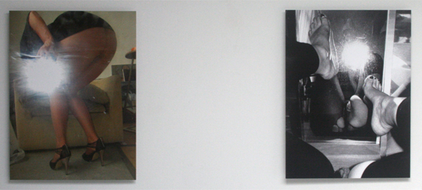 Hester Scheurwater - Piss & Tits - 90x67cm