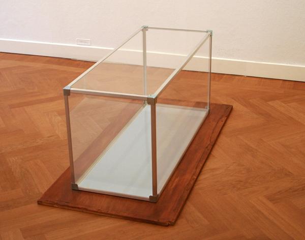 Jan Adriaans - Escape Box (Joseph W Burrus) - 116x48x54cm