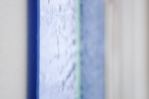 Jan ten Have - Alph, Twaalf - Tweeluik, Porelein en met olieverf beschilderde kisten (detail)