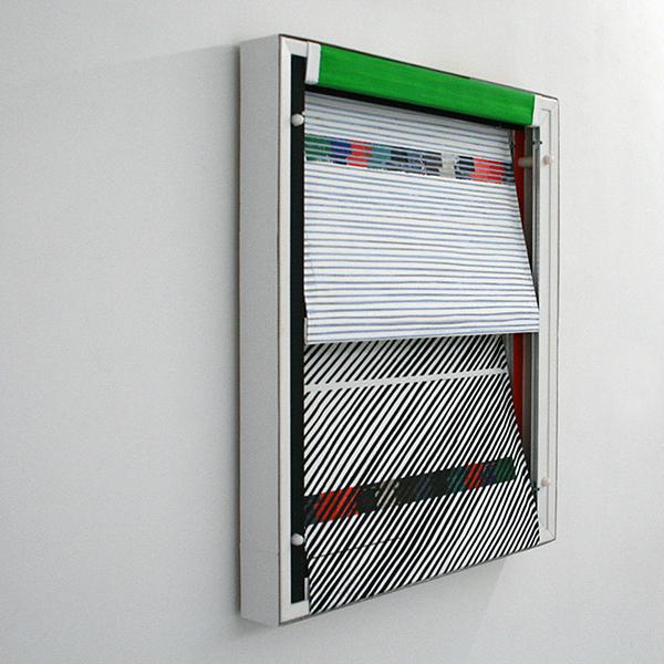 Jan ten Have - Zig-Zag (je probeert toch, toch) - 81x93cm (detail)