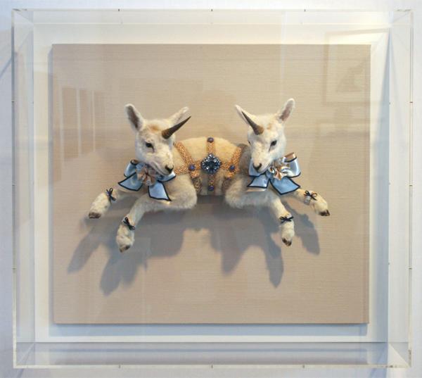 Jaski Art Gallery - Les Deux Garcons