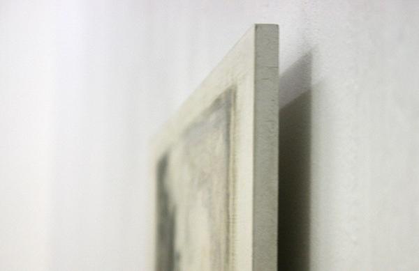 Jasper Hagenaar - The Encounter - 28x35cm Olieverf op papier op paneel (detail)
