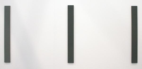 Jean Brolly Galerie - Alan Charlton