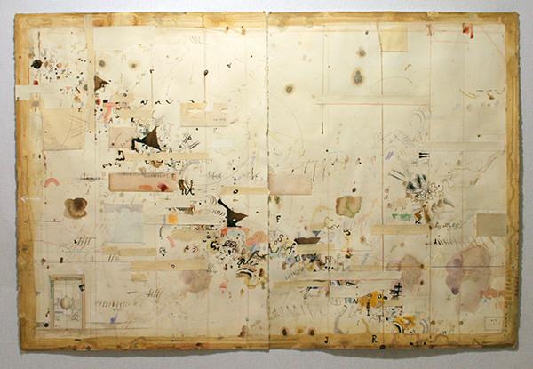 Jean Brolly - Onbekende Kunstenaar