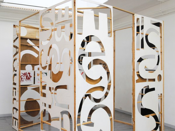 Joanneke Meester - Cube Structures, A Good Concept is Difficult to Lose, Sol LeWitt - Sol LeWitt-Maquette