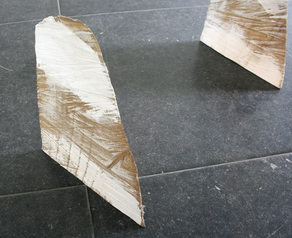 John O'Carrol - Henge - Gesso op hout