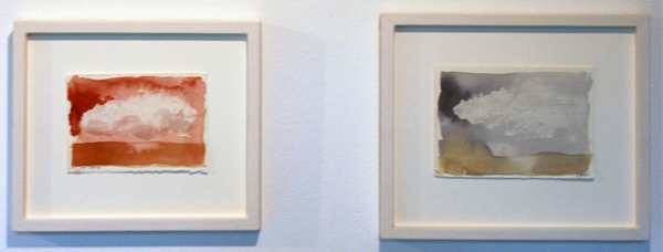 Joris Geurts - Zonder Titels - 9x12cm & 9x14cm Aquarel