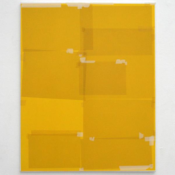 Kees Goudzwaard - Illuminated - 150x120cm Olieverf op doek