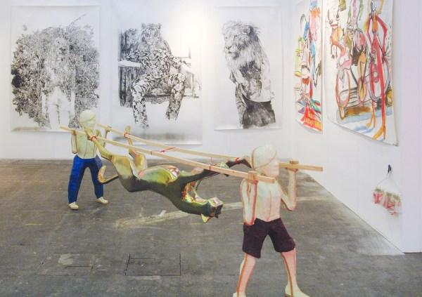 Kers Gallery - Anouk Griffioen & Pieter Postma & David Bade