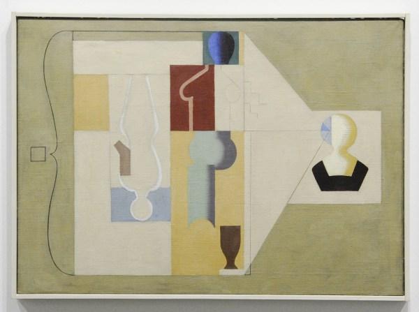Klaus Gerrit Friese Galerie - Willi Baumeister