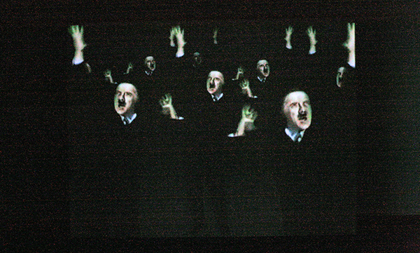 Koen Theys - Mediastudien (nach Heinrich Hoffmann) - 1,12minuten Videoloop