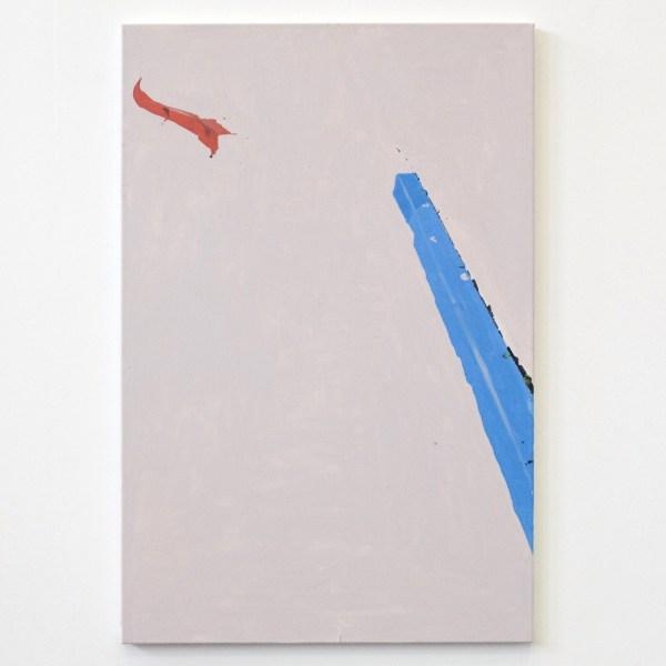 Koen van den Broek - Solution - 135x90cm Oliverf op canvas 2006