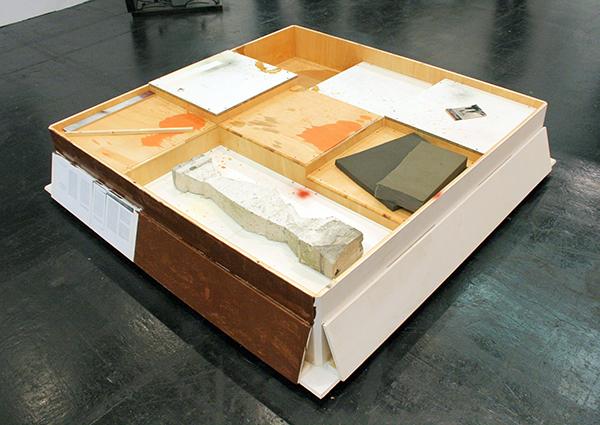 Konrad Rischer Galerie - Manfred Pernice