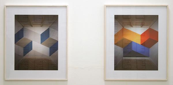 Kuno Grommers - Patroon & Illusie - 66x80cm Fotoprint