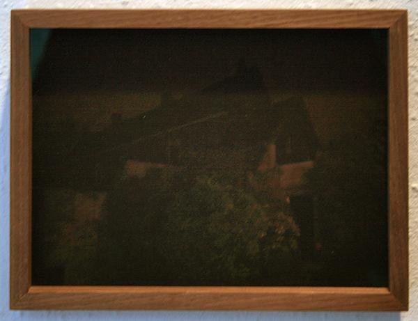 LJAD Creyghton - Het verlaten Ateliers; Still uit digitaal monument voor JCJ - 15x20cm Inkjet op Hahnemuhle papier