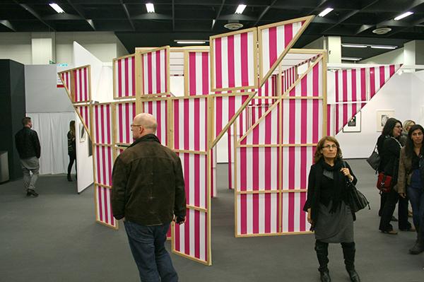 Lahumiere Galerie - Daniel Buren