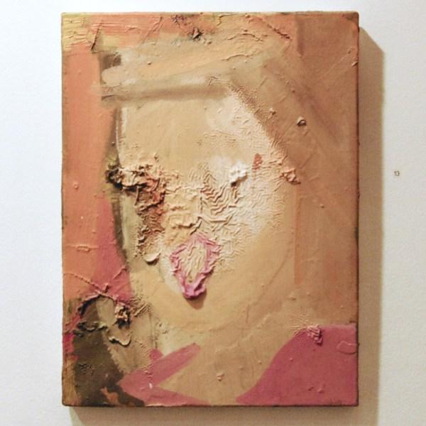 Leah Blits - 30x40cm Olieverf op canvas