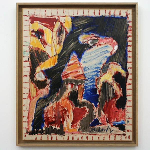 Lelong Galerie - Pierre Alechinsky