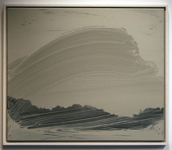 Lieven Hendriks - Zonder Titel - 50x40cm Acrylverf op linnen