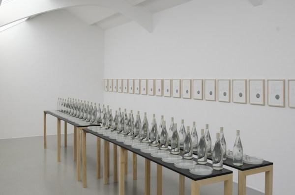 Loek Grootjans - Storage for Distorted Matter (Case PM) De zaak Piet Mondriaan - Ruimte 2 Overzicht
