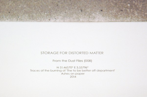 Loek Grootjans - Storage for Distorted Matter (From the Dust Files) - (detail)