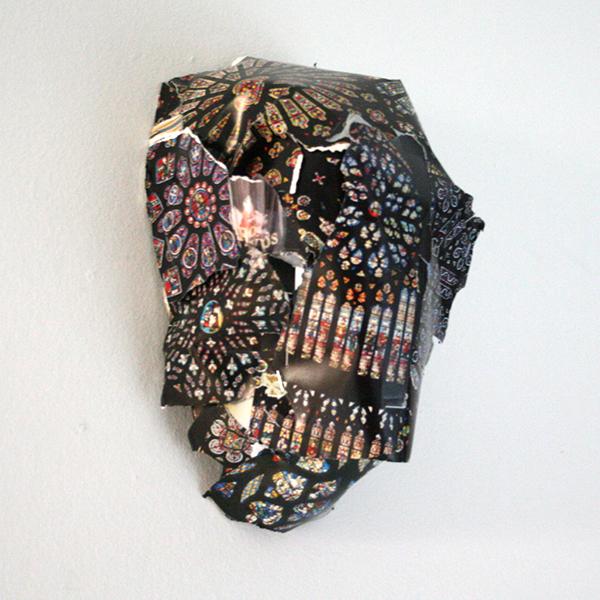 Marc Mulders - Masker - Collage