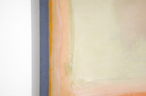 Marc Rothko - No 7 of No 11 - Olieverf op doek, 1949 (detail)