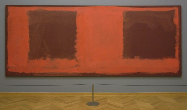 Marc Rothko - Zonder Titel (Schets voor Seagram Mural) - Mixed media op doek, 1959